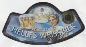 Hösl's Weissbier Resi