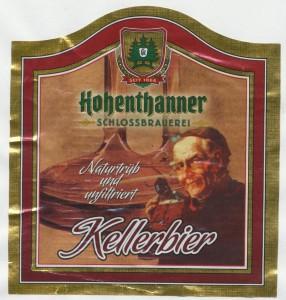 Hohenthanner Kellerbier