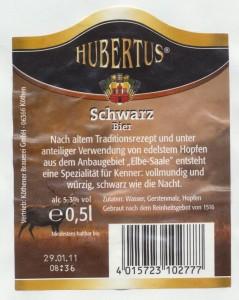 Hubertus Schwarzbier