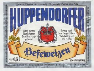 Huppendorfer Hefeweizen