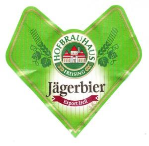 Jägerbier Export Hell