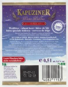 Kapuziener Winter- Weißbier