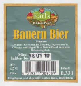 Karl's Bauernbier