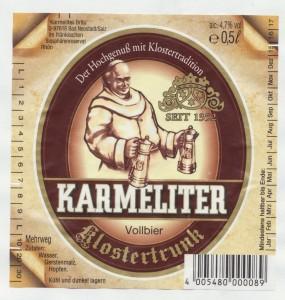 Karmeliter Klostertrunk