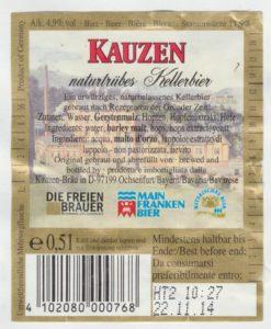 Kauzen Kellerbier