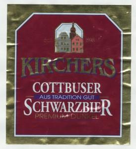 Kircher's Cottbuser Schwarzbier