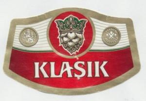Klasik Svetle Vycepni Pivo