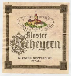 Kloster Scheyern Doppelbock Dunkel