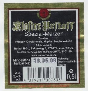 Kloster Urstoff