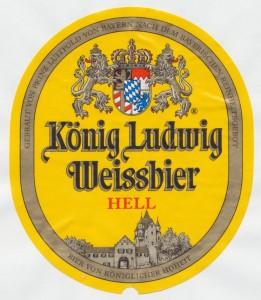 König Ludwig Weissbier Hell