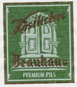 Köstliches Brauhaus Premium Pils