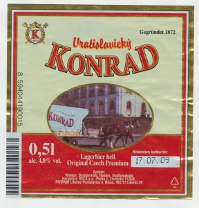 Konrad Lagerbier Hell