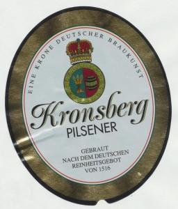 Kronsberg Pilsener