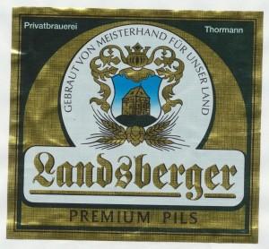 Landsberger Premium Pils