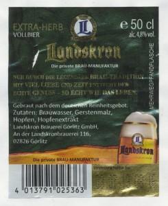 Landskron Extra Herb