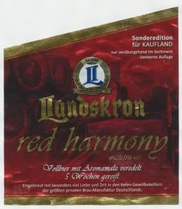 Landskron Red Harmony