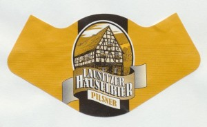Lausitzer Häuslebier Pilsener