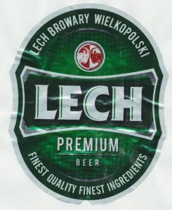 Lech Premium Beer