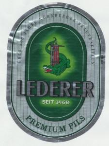 Lederer Premium Pils