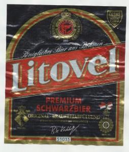 Litovel Premium Schwarzbier