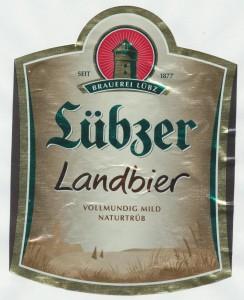 Lübzer Landbier