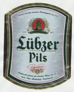 Lübzer Pils