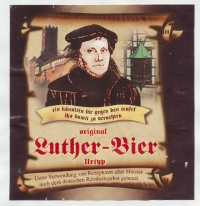 Lutherbier Urtyp