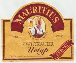 Zwickauer Mauritius Urtyp