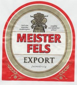 Meisterfels Export