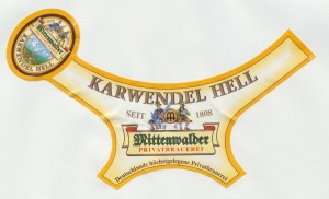 Mittenwalder Karwendel Hell