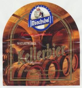 Mönchshof Kellerbier naturtrüb