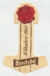 Mönchshof Lebkuchenbier