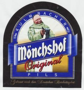 Mönchshof Original Pils