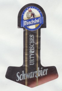 Mönchshof Urtypisches Schwarzbier