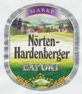 Nörten- Hardenberger Export