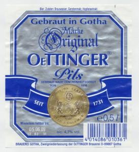 Oettinger Pils