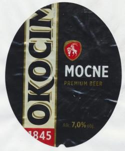 Okocim Mocne Premium Beer