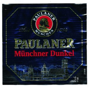Paulaner Münchner Dunkel