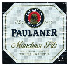Paulaner Münchner Pils