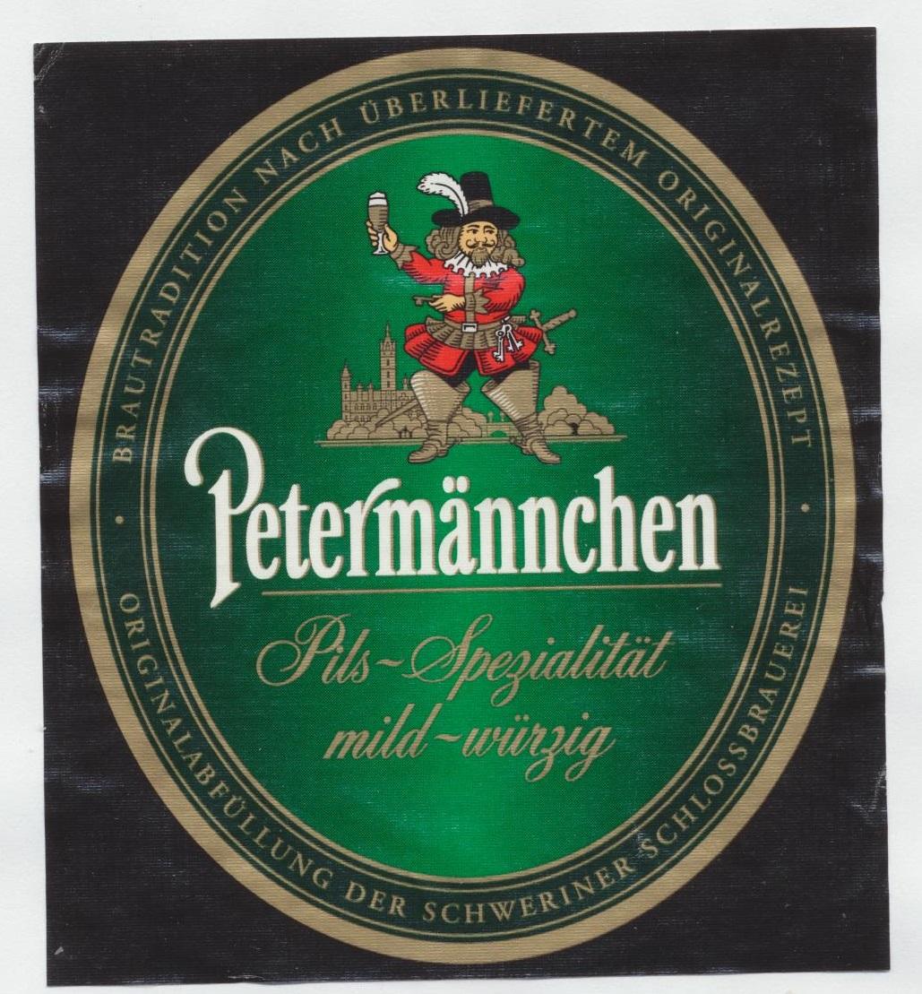 Petermännchen Bier