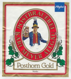 Posthorn Gold