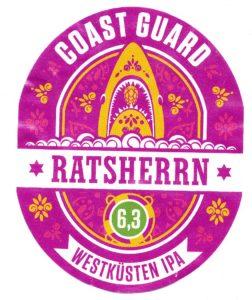 Ratsherrn Coast Guard IPA