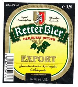 Retterbier Export