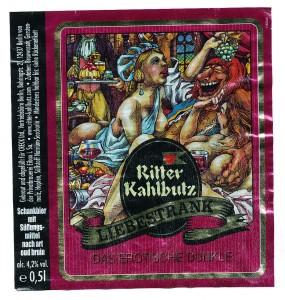 Ritter Kahlbutz Liebestrank