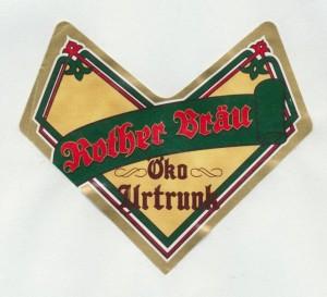 Rother Bräu Öko Urtrunk