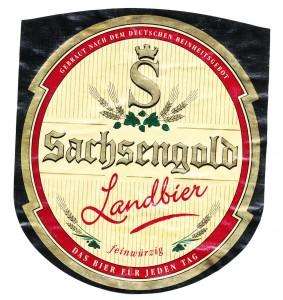 Sachsengold Landbier