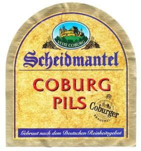Scheidmantel Coburg Pils