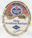 Schneider Weisse Tap X Mein Aventinus Barrique