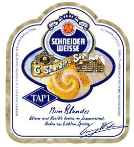 Schneider Weisse Tap1 Mein Blondes