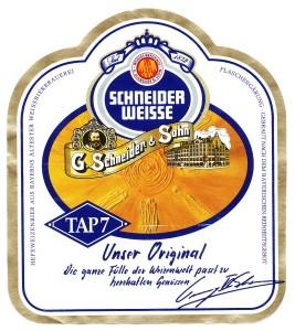 Schneider Weisse Tap7 Unser Original